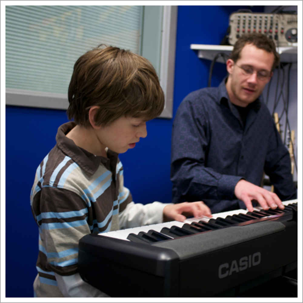 Private Piano & Keyboard Lessons